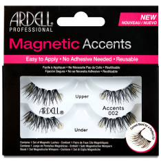 Ardell Magnetické mihalnice Accents 002