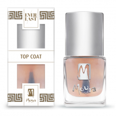 Moyra Everlast Evershine Top Coat vrchní lak na nechty 7 ml