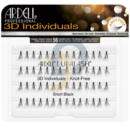 Ardell 3D Individuals SHORT Lashes