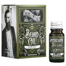 Apothecary87 The Unscented olej na bradu 10 ml