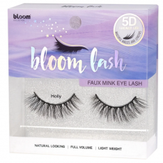 BLOOM 5D Faux Mink umelé mihalnice - Holly
