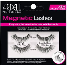 Ardell Magnetické mihalnice Double Demi Wispies