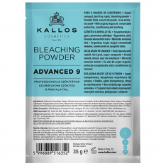 Kallos KJMN Advanced 9 melír 35 g