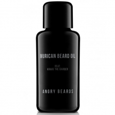 Angry Beards Murican olej na vousy 30 ml