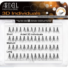Ardell 3D Individuals COMBO PACK Lashes