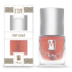 Moyra Everlast Diamond Top Coat vrchní lak na nehty 7 ml