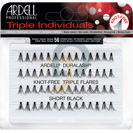 Ardell TRIPLE Individuals SHORT Lashes