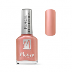 Moyra Peach Collection lak na nechty 654 Belle of Georgia 12 ml