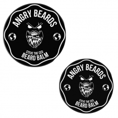Angry Beards Steve The Ceo balzám na bradu a vousy