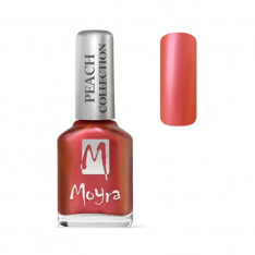 Moyra Peach Collection lak na nechty 656 Fortyniner 12 ml