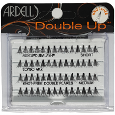 Ardell Double Up Combo Pack Knot-Free trsy Short + Medium