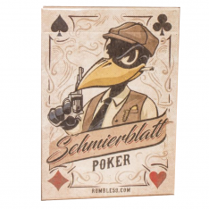 Schmiere Poker Game karty