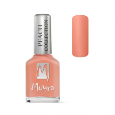 Moyra Peach Collection lak na nechty 653 Halehaven 12 ml