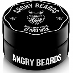 Angry Beards Vosk na fúzy a bradu 30 ml