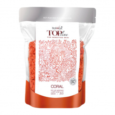 ITALWAX Filmovy vosk Top line Coral 750 g