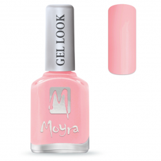 Moyra Gel Look lak na nechty 992 Lily Rose 12 ml